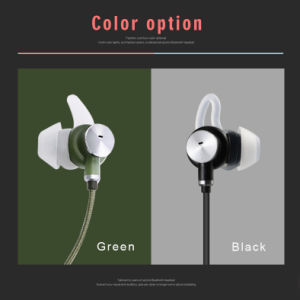 Noise Cancelling Earphone pictures & photos