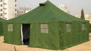 Custom High Quality Waterproof Canvas Army Tent pictures & photos