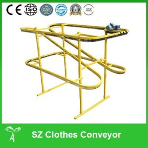 High Quanlity Sz Series Clothes Conveying Machine pictures & photos