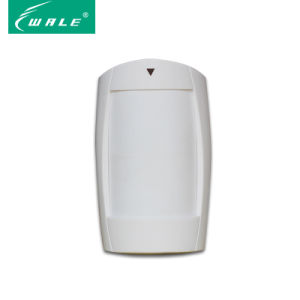 Intelligent Wired Dual-Tech Passive Infrared Home Indoor Motion Detector pictures & photos