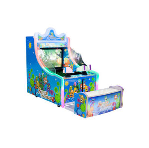 New Amusement Kids Game Coin Operated Water Shooting Game Machine pictures & photos