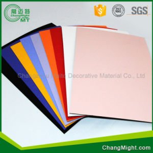 Post Forming HPL/High Pressure Laminate/HPL Board pictures & photos
