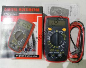 Digital Multimeter Digital LCD Palm Multimeter (DT33 Series) pictures & photos