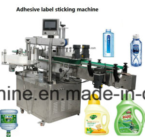 One Side Adhesive Label Sticking Machine pictures & photos