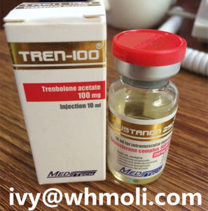 Steroid Hormone 10161-34-9 Injection Oil Liqiud Trenbolone Acetate 100mg/Ml pictures & photos