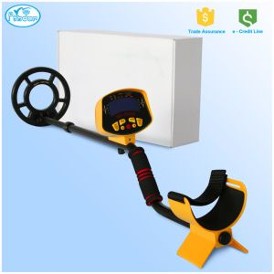 LCD Display Deep Search Ground Gold Metal Detector pictures & photos