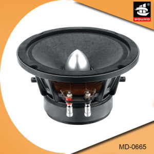 6.5inch Professional MID-Range Woofer Speaker MD-0665 pictures & photos