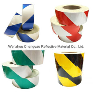 Solid Red Advertising Grade Reflective Material Tape in China Factory pictures & photos