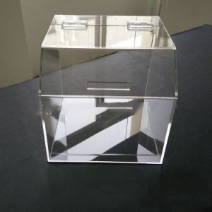 Wholesales Customers Acrylic Countertop Candy Box and Bins Display pictures & photos