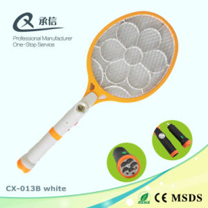 Electronic Mosquito Swatters, Fly Killer, Mosquito Killer with Torch pictures & photos