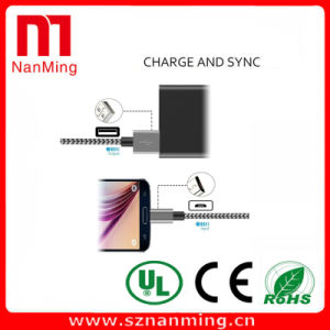 V8 Micro USB 2.0 to USB Charging Cable for Android Phones pictures & photos