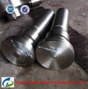 Q345b Die Forged Wind Steel Shaft pictures & photos