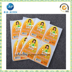 2017 Custom Outdoor Use UV Exposure Vinyl Sticker (jp-s160) pictures & photos