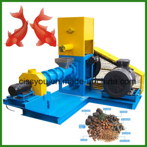 China Selling Floating Animal Fish Feed Food Pellet Machine pictures & photos