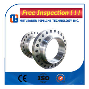 Steel Flange ASME B16.5 Wn 150# RF pictures & photos
