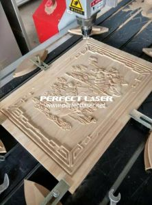 Wood CNC Router Machine with Auto Tool Changer pictures & photos