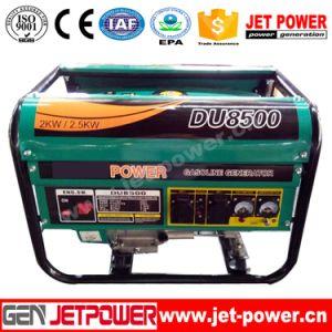5kw Portable Gasoline Petrol Generators Gasoline Generator Astra Korea pictures & photos
