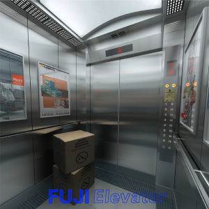 FUJI Good Price Freight Lift Elevator pictures & photos