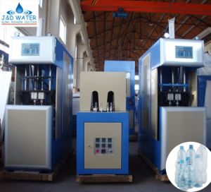 Semi-Automatic Stretch Bottles Blowing Machine pictures & photos