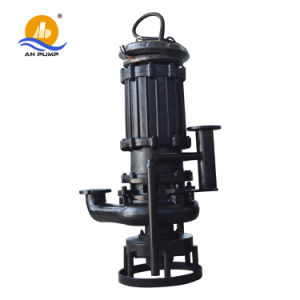 Non Clogging Submersible Sewage Dirty Water Pump pictures & photos