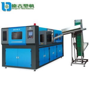 Fully Auto Plastic Bottle Blowing Making Mold Machine pictures & photos