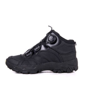 2017 Men′s Camping Outdoor Boots Sports Shoes Wholesale New Style Boots pictures & photos