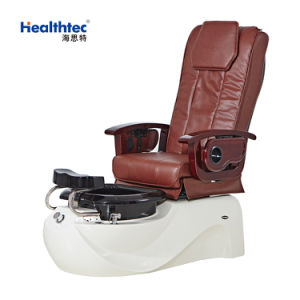 Salon Beauty Whirlpool SPA Pedicure Chair (C107-32B) pictures & photos