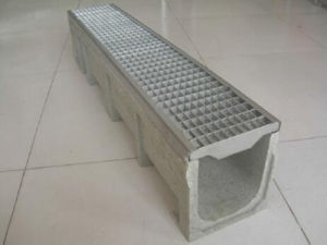 Heavy Duty Trench Frame and Press Slotted Drain Grating pictures & photos