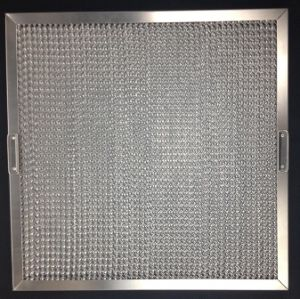 Stainless Steel Commercial Honeycomb Grease Filter Kitchen Exhaust Filter pictures & photos