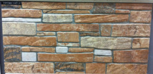 Rustic Tiles Outside Decoration Stone Ceramic Wall Tile (360102) pictures & photos