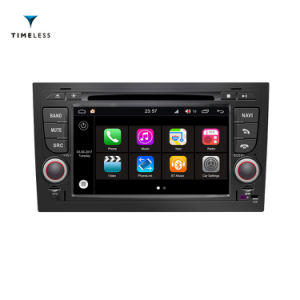 Android 7.1 S190 Platform 2 DIN Car Radio GPS Video DVD Player for Audi A4 with /WiFi (TID-Q050) pictures & photos
