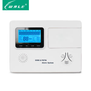 Wireless Anti Theft PSTN GSM Alarm System pictures & photos