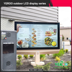 65′′ Outdoor Advertising Design Signage Standalone Kiosk pictures & photos