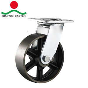 Heavy Duty Metal Cast Iron Caster pictures & photos