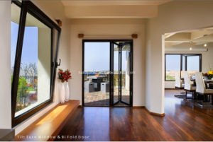Seafront Villas Applicational Double Glass Aluminium Windows Prices pictures & photos