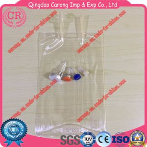 Medical PVC I. V Infusion Bag pictures & photos