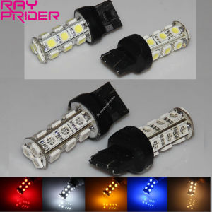 T20 18 SMD 5050 LED Car Light Bulb with 7440/7443
