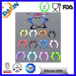 Silicone Anti-Slip Ear Hooks Holder for Glassed pictures & photos