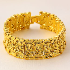 24k Gold Bracelet Fashion Jewelry pictures & photos
