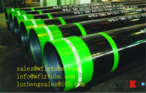 API 5CT Pipe, Steel Tube API 5CT, N80-Q Smls Pipe N80-1 N80-Q pictures & photos