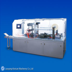 (TMP-300E/400E) Automatic Cellophane Over Wrapping Packing Machine pictures & photos