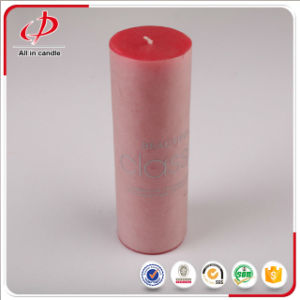 Wedding Decorative Pillar Candles with Best Price pictures & photos