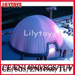 2014 Hot Selling Trade Show Inflatable Tent Party Dome Tent Giant Inflatable Dome Tent pictures & photos