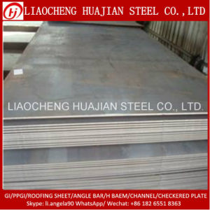 Prime Quality Hot Rolled Steel Plate Used for Building pictures & photos