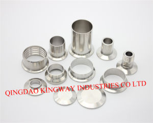 Stainless Steel Sanitary Clamp Hose Coupling pictures & photos