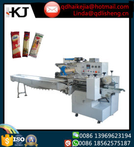 Wheat Noodle Flow Packing Machine with High Quality pictures & photos