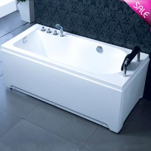 Luxury Freestanding Bathtub, Massage Bathtub, Massage Bath (SR5D010) pictures & photos
