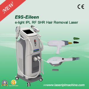 Professional IPL Elight Laser Hair Removal Machine pictures & photos