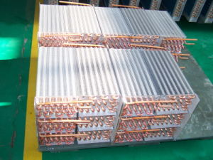 Large Size High Pressure Copper Tube HVAC Fin Condenser pictures & photos