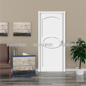 Wood Plastic Composite WPC Fire Door with SGS Certificates (YM-057) pictures & photos